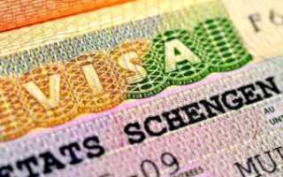 Порядок и пример заполнения анкеты на визу в Испанию