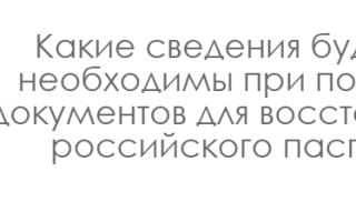 Что делать и куда обращаться, если потерял паспорт РФ в другом городе