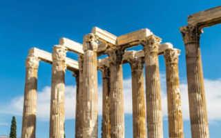 Особенности национальной визы в Грецию
