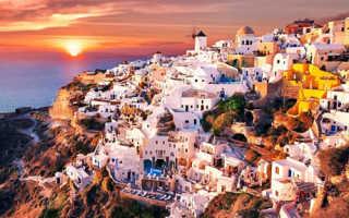 Как можно самостоятельно оформить визу в Грецию
