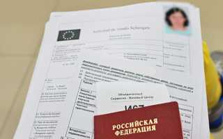 Обязательные документы на визу в Польшу