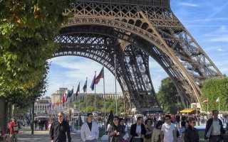 Сколько по времени делается виза во Францию