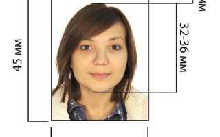 Какими должны быть фото на визу в Латвию
