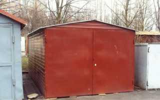 Как оформить гараж без документов