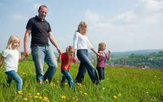 Существующая альтернатива предоставления земельных участков многодетным семьям