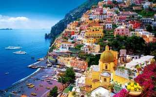 Особенности туристической визы в Италию