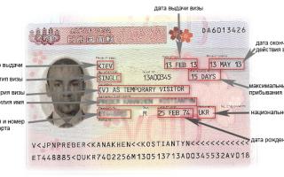 Как получить визу в Японию через Посольство