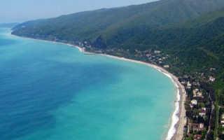 Нужна ли виза для поездки в Абхазию