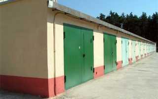 Особенности процедуры оформления аренды земли под гараж