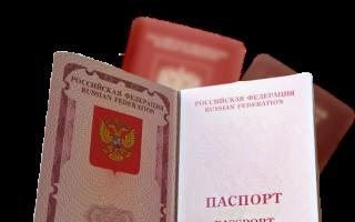 Сколько стоит сделать загранпаспорт гражданина РФ старого образца