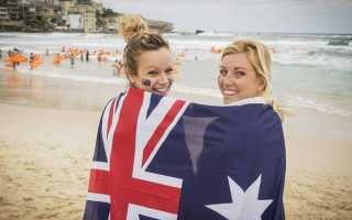 Сколько стоит стандартная виза в Австралию