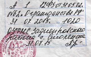 Порядок получения вкладыша о гражданстве РФ ребенка для загранпаспорта