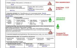 Обзор визы в Литву