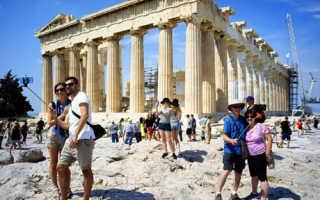 Какая нужна виза для поездки в Грецию