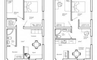 Нюансы проектов перепланировки типовых квартир