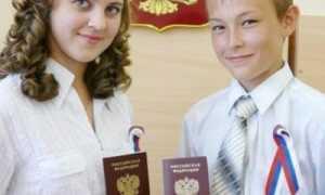 Стандартные сроки получения паспорта