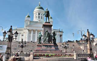 Стандартный срок действия визы в Финляндию