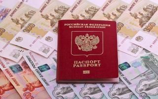Что грозит российскому гражданину за утерю его паспорта