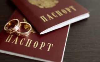Порядок смены фамилии в паспорте по собственному желанию