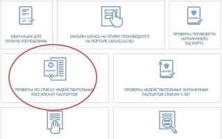 Как допустимо проверить паспорт на действительность онлайн в УФМС России