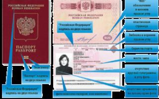Документы для осуществления замены загранпаспорта по истечении срока