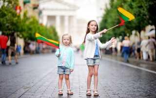 Характеристика шенгенской визы в Литву