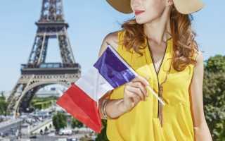 Существующие виды виз во Францию