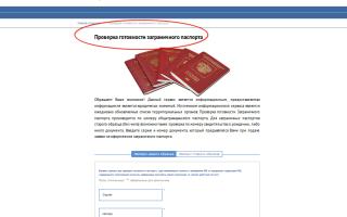 Как правильно подать заявление на загранпаспорт через МФЦ