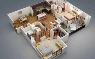 Как происходит перепланировка дачного дома
