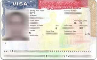 Что такое транзитная виза в США и как ее оформить