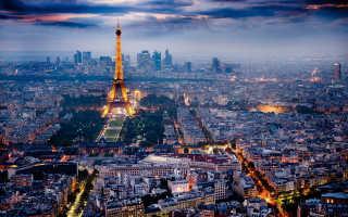 Как действует спонсорское письмо на визу во Францию