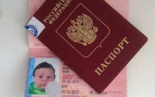 Как сделать загранпаспорт для новорожденного ребенка