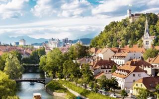 Как оформить визу в Словению через визовый центр