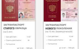 Как можно продлить загранпаспорт старого образца в России