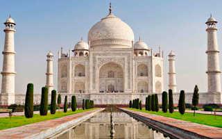 Сколько по времени делается виза в Индию