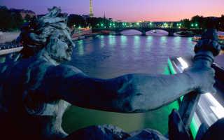 Детали рабочей визы во Францию