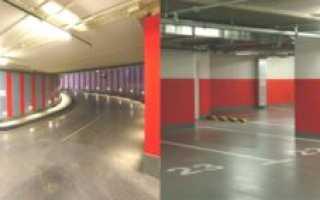 Как правильно оформить машиноместо в подземном паркинге