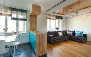 Особенности и порядок перепланировки маленькой квартиры