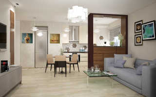Правила перепланировки двухкомнатной квартиры в брежневке
