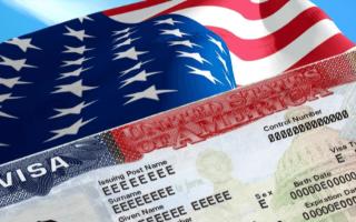 Процедура заполнения формы DS-160 на визу в США