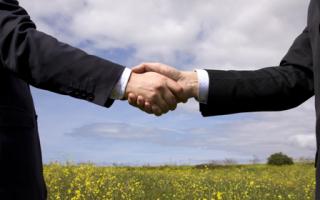 Как выглядит договор купли-продажи земельного участка