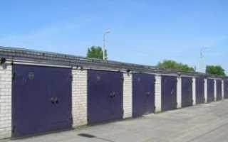 Принцип оформления сделки купли-продажи гаража