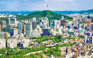 Чем характерна виза в Корею