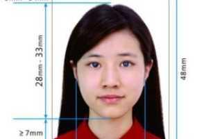 Оформление годовой визы в Китай