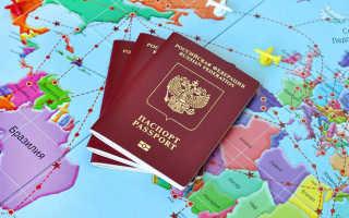 Сколько именно стоит поменять загранпаспорт гражданина РФ
