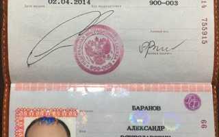 Необходимые документы, чтобы вписать ребенка в паспорт РФ