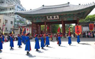Когда и кому нужна виза в Корею