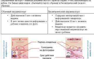 Как можно оформить загранпаспорт пенсионеру