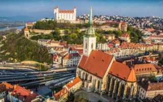 Какой должна быть анкета на визу в Словакию